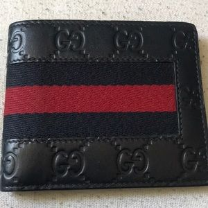 203a84b0733acc Men Gucci Wallet Sale on Poshmark